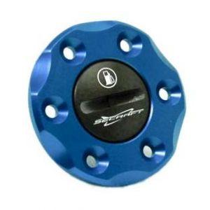 Secraft Tappo rifornimento singolo V2 BLU