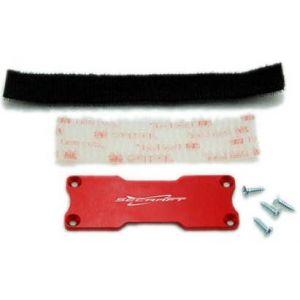 Secraft Supporto batteria S ROSSO 30x80