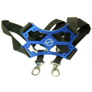 Secraft Neck strap_Double BLUE