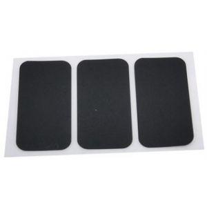 Secraft Rettangoli in silicone 50x25mm - 3 pz