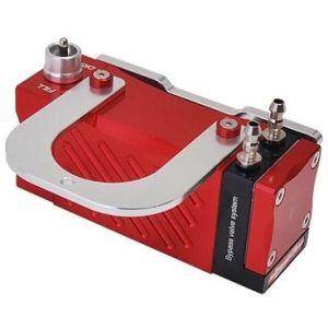 Secraft Pompa rifornimento elettronica ROSSA V2 - per metanolo, benzina, kerosene