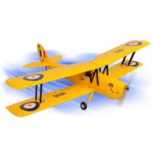 Phoenix Model TIGER MOTH .46~.55 ARF Aeromodello riproduzione