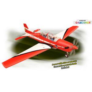 Phoenix Model TUCANO .46~.55 ARF Aeromodello riproduzione