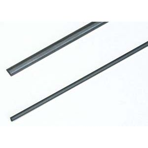 aXes Bordo d'entrata in carbonio 1,5x3 mm