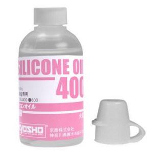 Kyosho Olio siliconico 400 cps 80ml