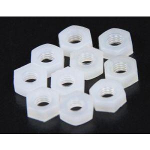 aXes Dadi nylon M2,5 (10 pz)
