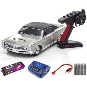 Kyosho Fazer MK2 Pontiac GTO 1967 1:10 READYSET SUPER COMBO FP