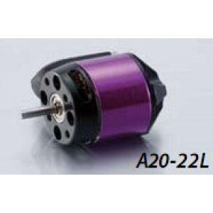 Hacker A20-22L EVO - Aerei 3D 500g - ACRO 550g - Sport/Scale 800g - 3S