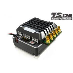 SkyRC TS120 Aluminum case (Black)