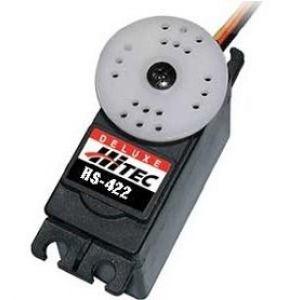 Hitec HS422 - 3,1 (4,8V)-0,20 (4,8V) Servocomando standard