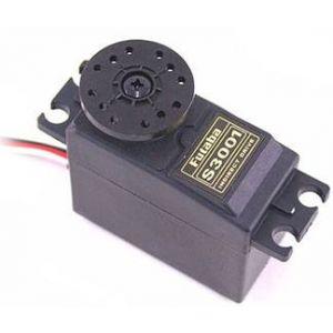 Futaba S3001 (4,8-6,0V) - 4,1 (6,0V)-0,19 (6,0V) Servocomando standard