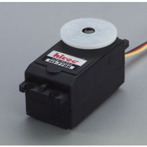 Hitec HS77 BB - 5,5 (6,0V)-0,14 (6,0V) Servocomando ribassato