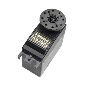 Futaba S3305 MG (4,8-6,0V) - 8,9 (6,0V)-0,20 (6,0V) Servocomando standard