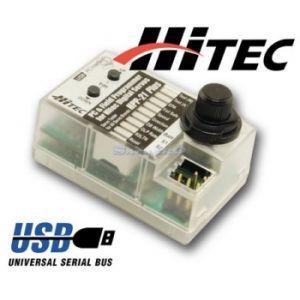 Hitec HPP-21 PLUS PC programmatore digitale servocomandi