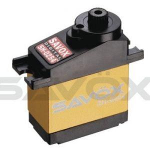SAVOX SH-0254 - 3,9 (6,0V)-0,13 (6,0V) Servocomando mini