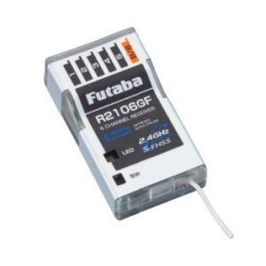 Futaba R2106GF 6CH S-FHSS Ricevente
