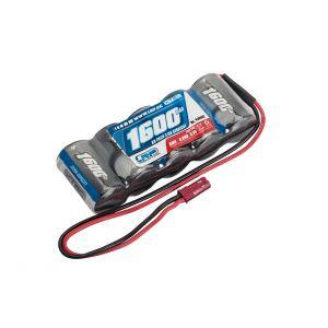 LRP XTEC Batteria RX 1600 mA NiMh 6V in linea spina BEC