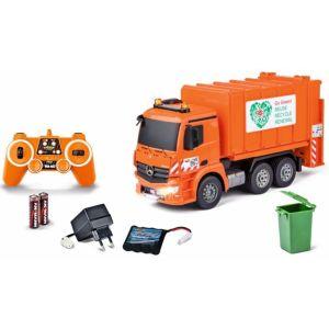 Carson Mercedes Garbage Truck 2.4 Ghz 1:20