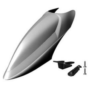 ElyQ EQ2072 Vision 50 - Capottina in fibra di vetro bianca