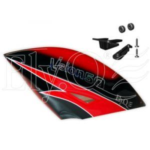 ElyQ EQ2073 Vision 50 Ultimate e Competition - Capottina in fibra verniciata