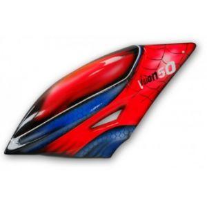 ElyQ EQ30054 Vision 50 Ultimate e Competition - Capottina The Spider