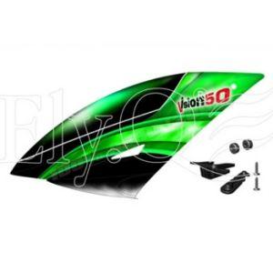 ElyQ EQ30053 Vision 50 Ultimate e Competition - Capottina The Incredible