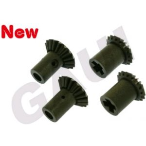 Gaui 204626 - Gaui 425 Plastic - Torque Tube Drive Gear Set