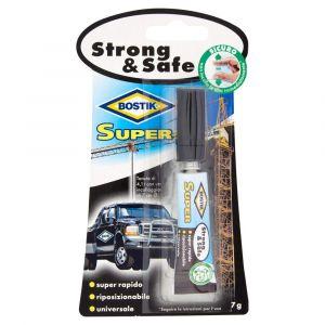 Bostik Super Strong&SafeAdesivo Istantaneo Universale