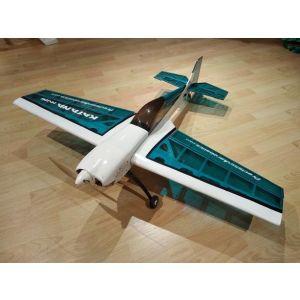 Precision Aerobatics Fusoliera blu Mini Katana