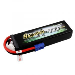 Gens ACE Batteria Lipo 3S 8500mAh 50C Bashing Series - EC5