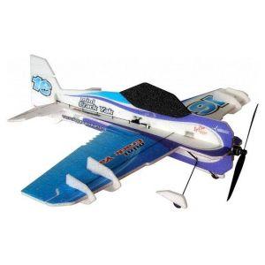 RC Factory Crack Yak MINI Aeromodello acrobatico indoor