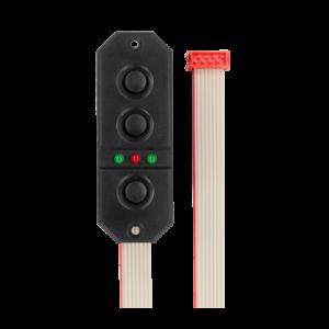 PowerBox Interruttore elettronico SensorSwitch, connettore rosso - 40 cm