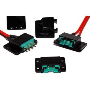 Emcotec Contenitore con clips per Spina tipo MPX (4 pz)
