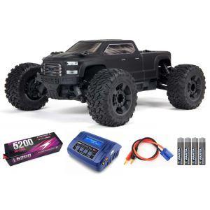 Arrma BIG ROCK V3 4X4 3S BLX Monster Truck RTR SUPER COMBO FP HC