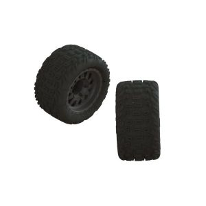 ARRMA 1/10 dBoots Katar MT Pre-Mounted Tire 14mm Hex (2) - ARA550091