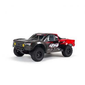 Arrma SENTON 4x4 V3 Mega SC Brushed Truck RTR 1/10, Red/Black