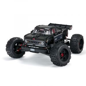 Arrma OUTCAST 1/5 4WD EXB EXtreme Bash Roller Stunt Truck, Black