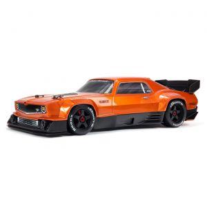Arrma FELONY 1/7 6S BLX Street Bash All-Road Muscle Car RTR, Orange