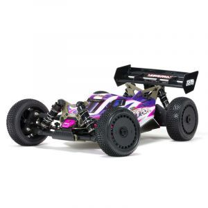 Arrma TLR® Tuned TYPHON™ 1/8 Race Buggy 4WD Roller Automodello elettrico