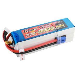 Gens ACE Batteria Lipo 6S 5500 mAh 45C - EC5