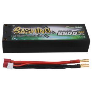 Gens ACE Batteria Lipo 2S 5500mAh 7.4V 50C HardCase - Deans