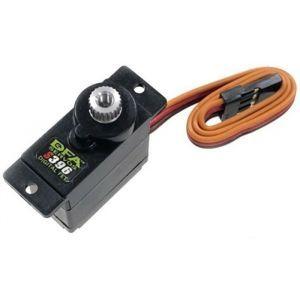 JR/DFA DS396 - 2,0 (4,8V)-0,16 (4,8V) Servocomando micro MG