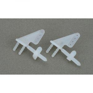 Dubro Micro squadretta 16mm a perno (2 pz)