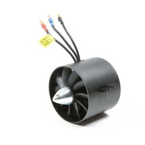 E-flite 70mm Ducted Fan Unit w/Motor: Habu STS - EFL01558