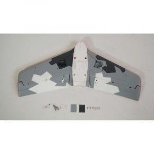 E-flite Piano di coda orizzontale Viper 90mm EDF Jet - EFL17779