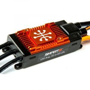 E-flite Avian 100Amp Brushless Smart ESC, 3-6S Ver. A - SPMXAE1100A