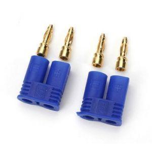 FullPower spinotti dorati maschi 2,0 mm EC2 (2 pz)