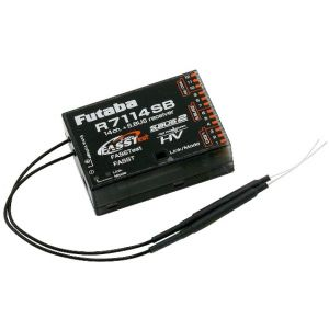 Futaba R7114SB 14/18CH 2.4Ghz S-BUS Ricevente FASST/FASSTEST