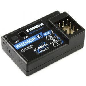 Futaba RX R204GF-E 2.4Ghz S-FHSS Ricevente con antenna integrata