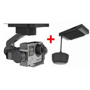 Yuneec GB203+MK58 Gimbal GoPro e videodownlink 5.8 GHz